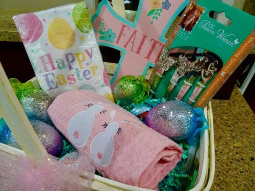 How To Make a Hostess Basket: An Easter Survival Guide & Starbucks Giveaway
